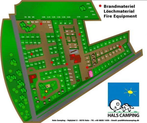 Hals Camping